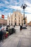Milan: Cathedral and Galleria