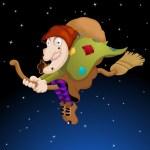 La Befana (Christmas witch)