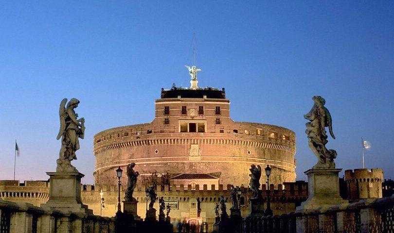 castles in lazio