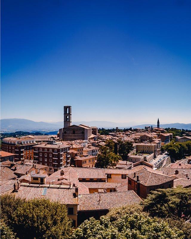 Visit Perugia