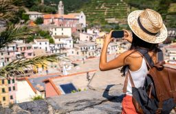 Tourism travel Italy