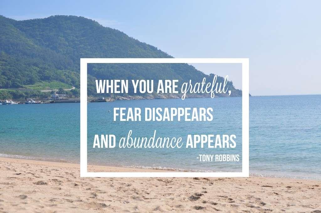Abundance Quote via Life In Limbo