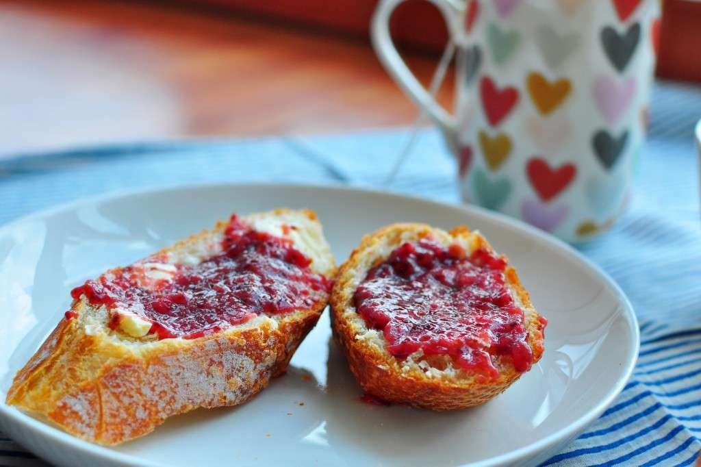 Strawberry Chia Jam 3