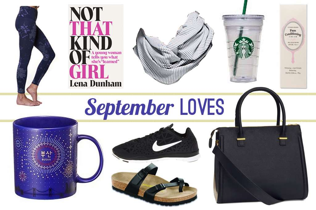 Wishlist September