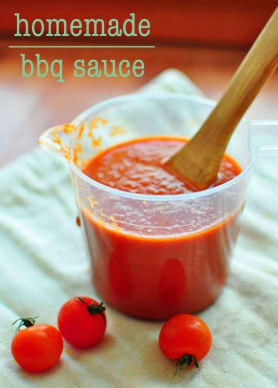 Vegan BBQ Sauce >> Life In Limbo