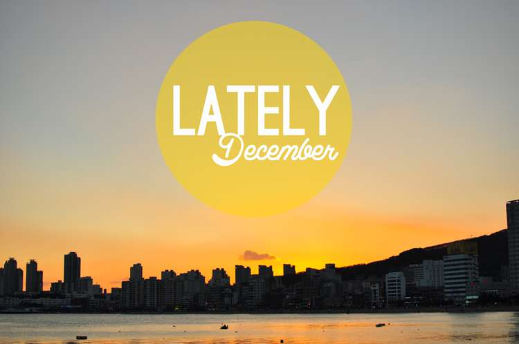 Lately December >> Life In Limbo