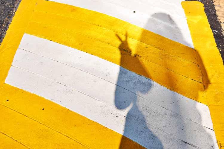 Photo Walk: Yellow >> Life In Limbo