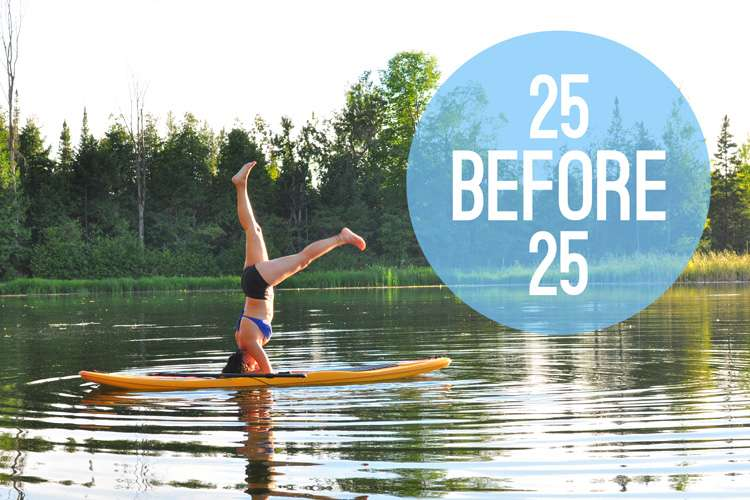 25 Before 25 >> Life In Limbo