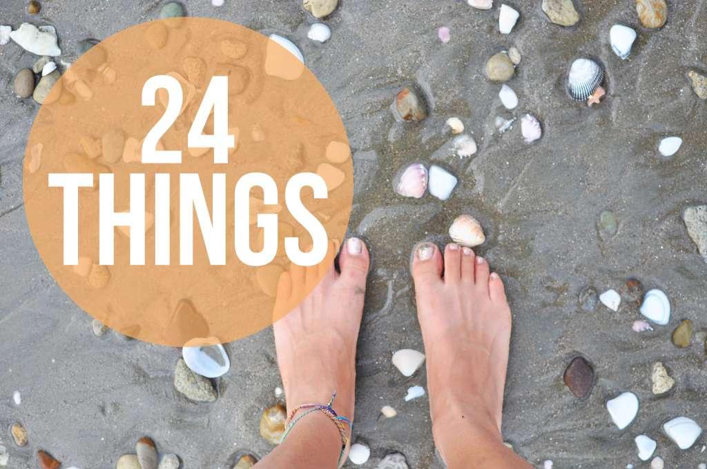 24 Things >> Life In Limbo