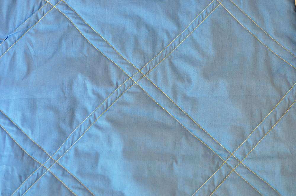 Triangle Quilt >> Life In Limbo