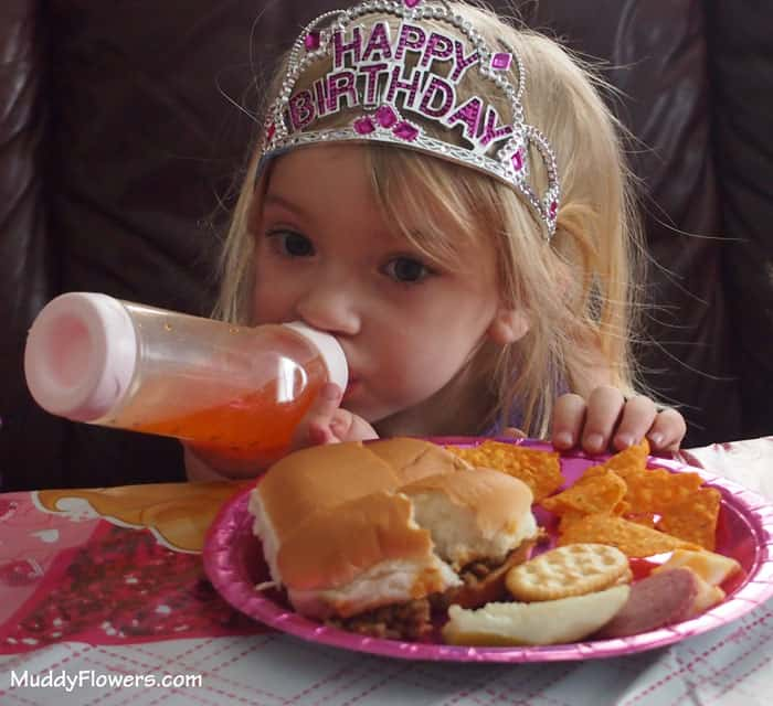 3 Year Old Girl Birthday Party Themes