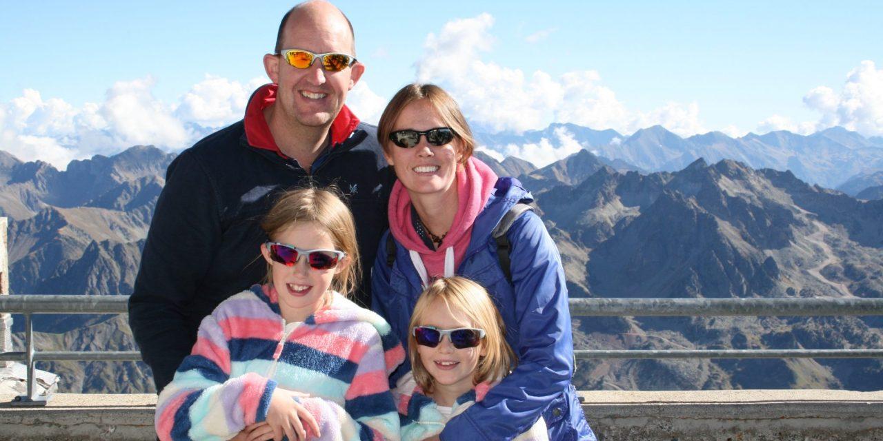 A family friendly visit to Pic du Midi….
