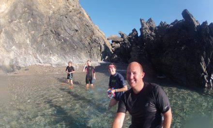 Snorkelling in the Sun… the Costa Tropical continues to amaze!