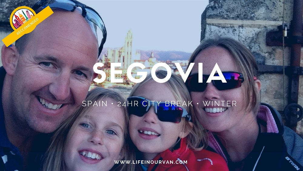 Exquisite Segovia…