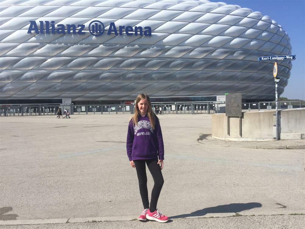 Allianz arena muninch 2