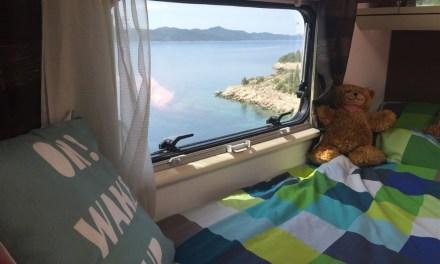 Dubrovnik to Trogir via the coastal route… off to meet fellow bloggers 'OurTour'