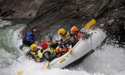 Family Rafting with Voss Active in Norway's Adventure Capital!