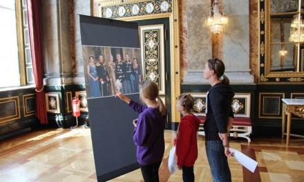 A Princesses view at Christiansborg Palace