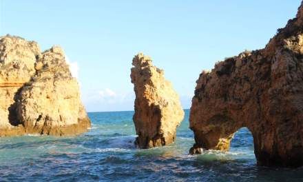 Algarve | Seeing Coastal Geography in Action
