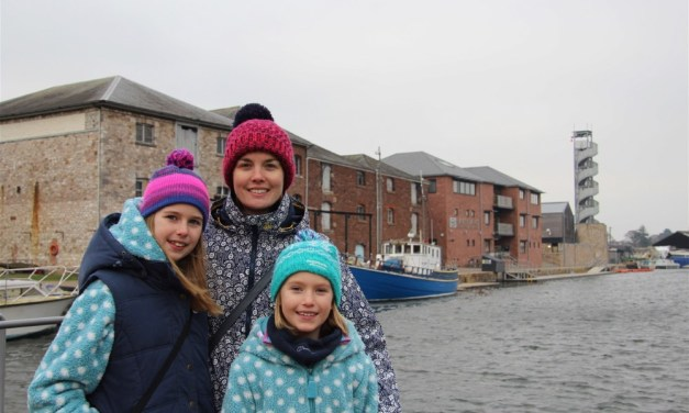 Exeter one of  Englands Top 10 Cities for Families