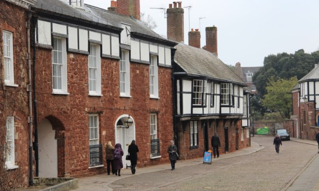 10 Tips For A Family Visit to Exeter