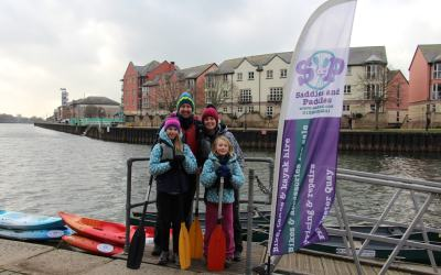 Getting Active in Exeter! Family Friendly Fun for all ages