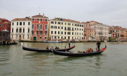 Venice with kids  How to visit on a budget