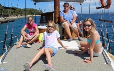 Croatia | Experiencing Scuba Diving on an Island Boat Tour in Zadar