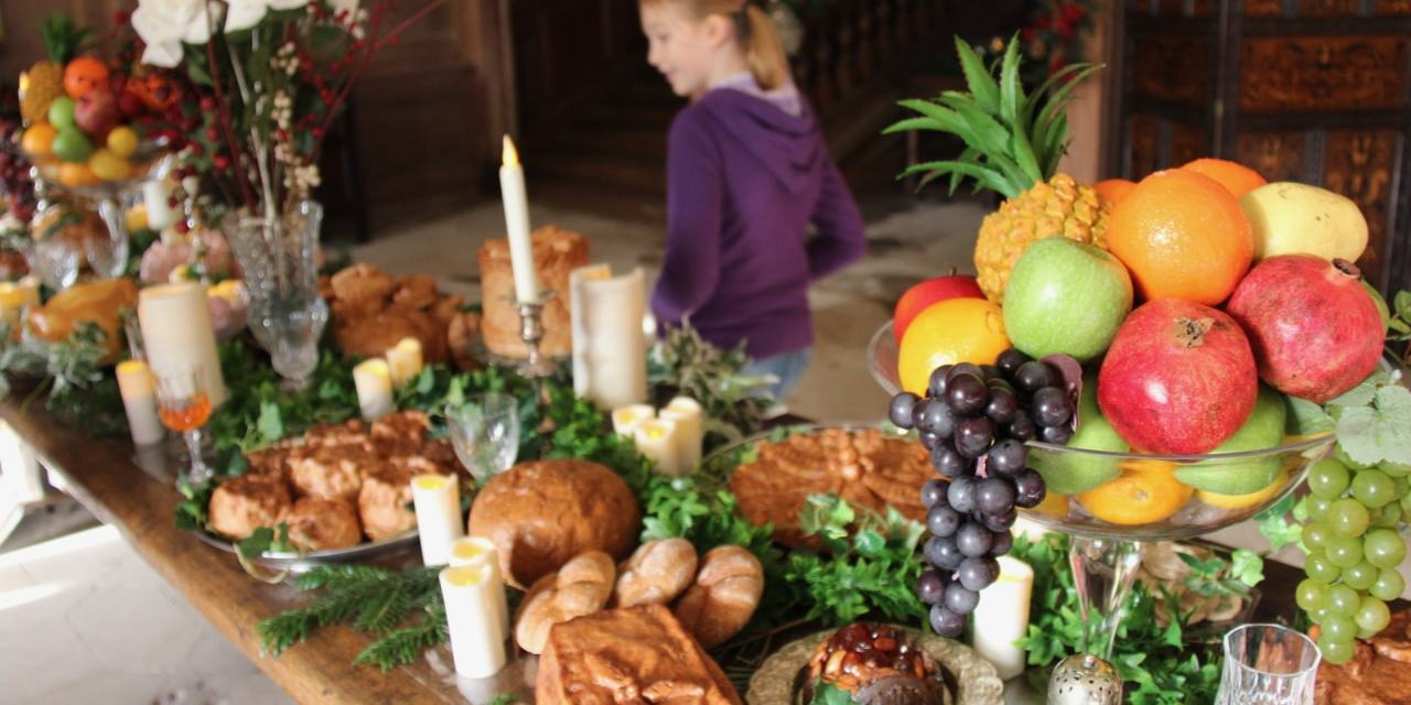 Nunnington Hall | Discovering Christmas Traditions Through The Decades