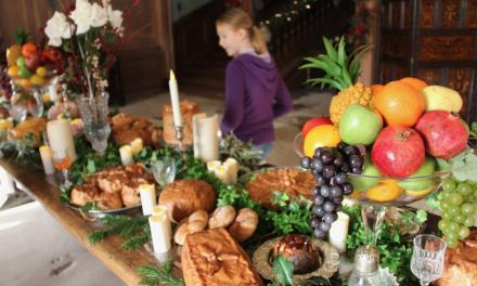 Nunnington Hall | Discovering Christmas Traditions Through The Decades