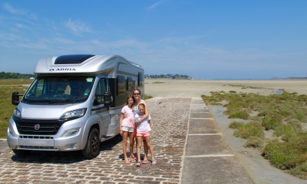 Motorhoming in France | The Ultimate Brittany Roadtrip