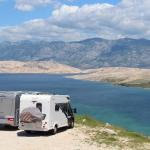 Croatian Island Hopping   Dashcam Views