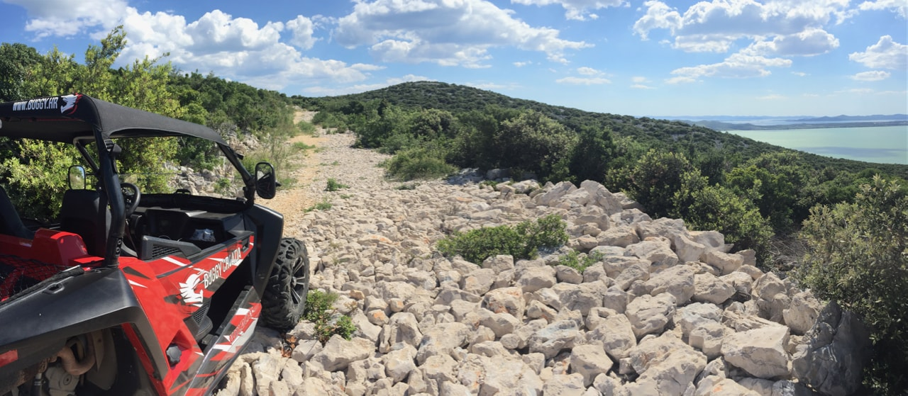 Ever tried the Ultimate Croatian Buggy Safari? You'll love every second!
