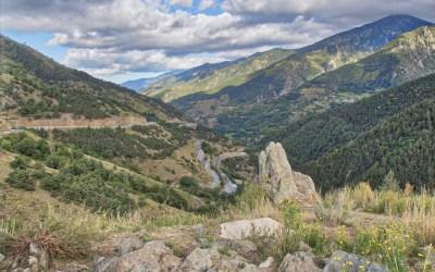 Lifeinourvan Europe Roadtrip | Dashcam Footage | Andorra