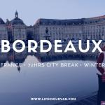 LifeinourVan City Reviews | Bordeaux | France