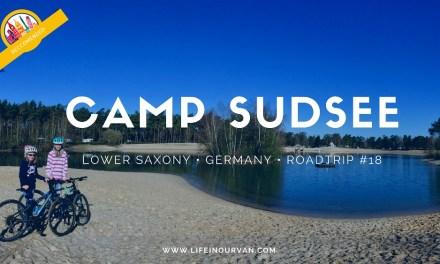Motorhoming in Germany | Enjoying Spring Sunshine in Camp SudSee