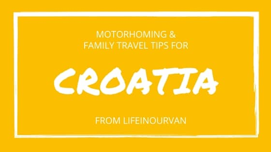 Croatia Travel Blog