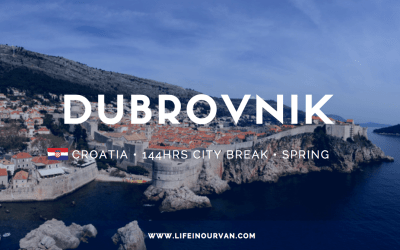 LifeinourVan City Reviews | Dubrovnik | Croatia