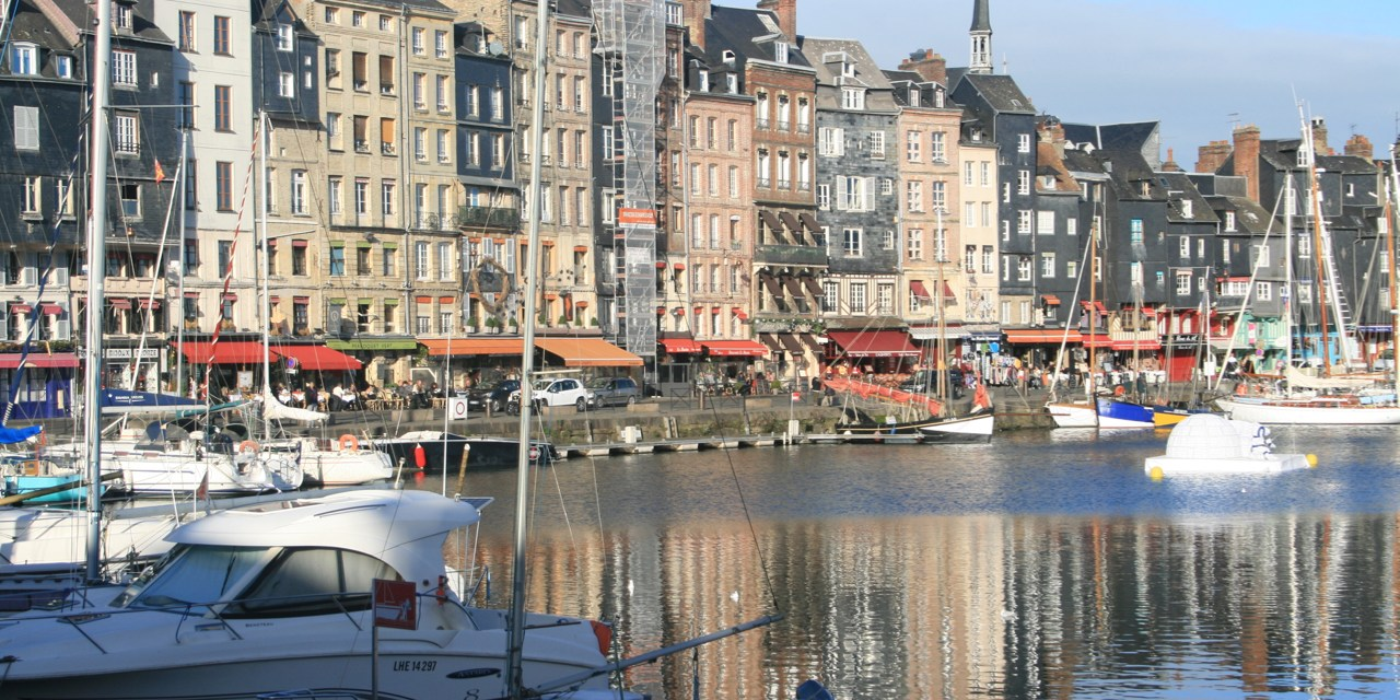 Exploring Honfleur and then on to Blighty!!!