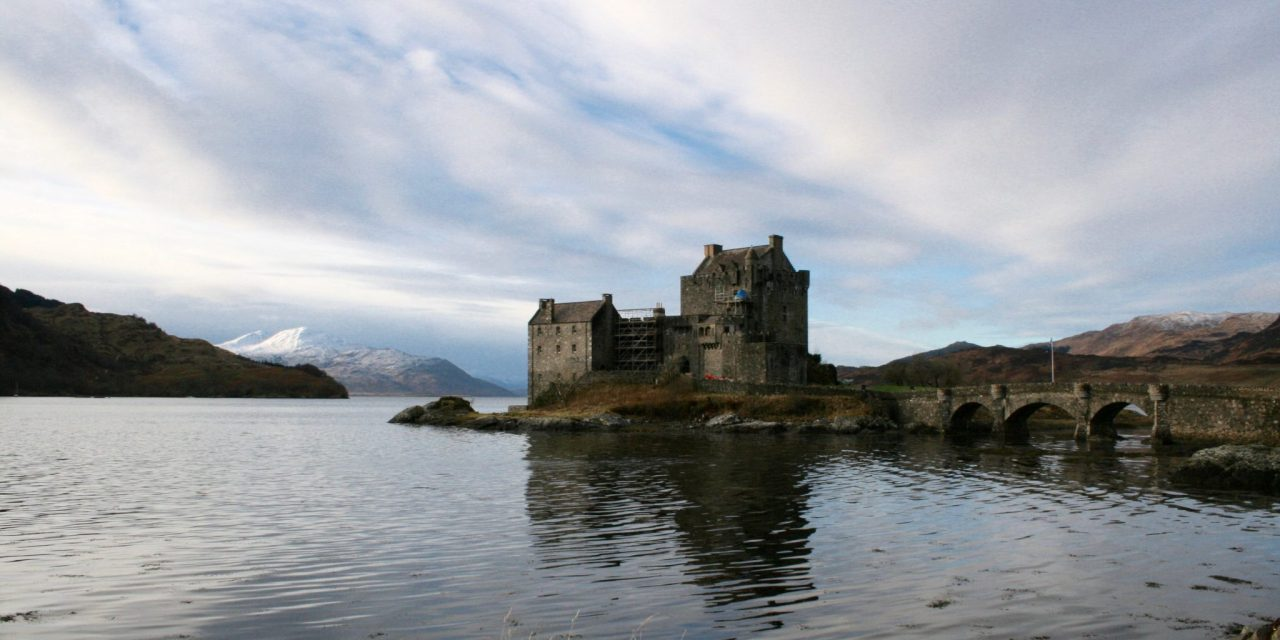 Taking a motorhome onto the paradise that is the Isle of Skye…