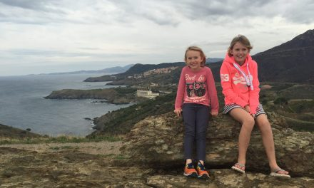Over the hills to Spain…. leaving Leucate for the Costa Brava