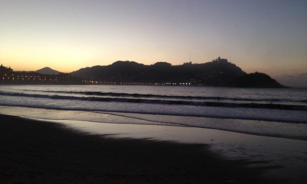 Super cool San Sebastian….