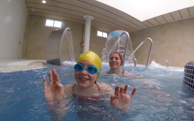 Surely not? A Family Spa experience at La Marina, Elche