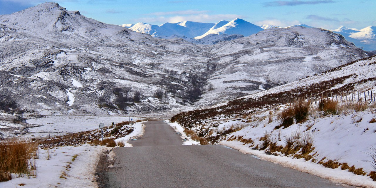 Winter Scotland Roadtrip   An Epic Drive from Loch Ness to the Isle of Skye
