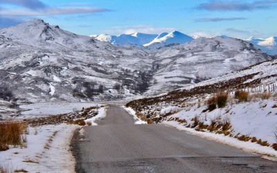 Winter Scotland Roadtrip | An Epic Drive from Loch Ness to the Isle of Skye