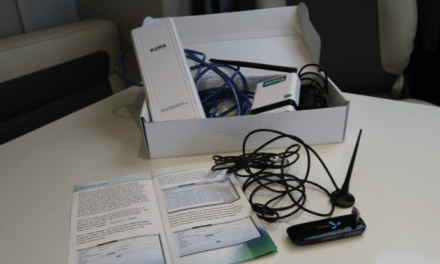Product Review  | Motorhome Wifi Abroad – Kuma Hotspot Wifi Wireless Package