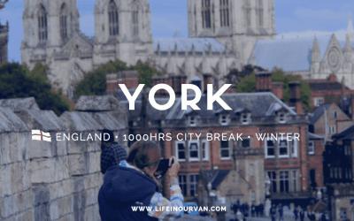 LifeinourVan City Reviews | York | England