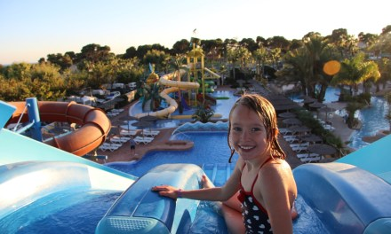 Sun, waterparks and laughter at La Marina… quality family time together