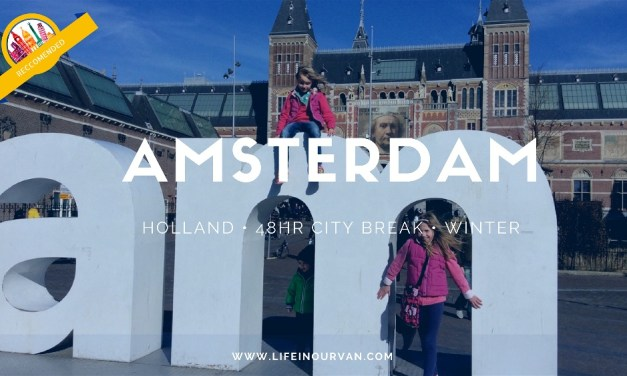 LifeinourVan City Reviews   Amsterdam   Holland