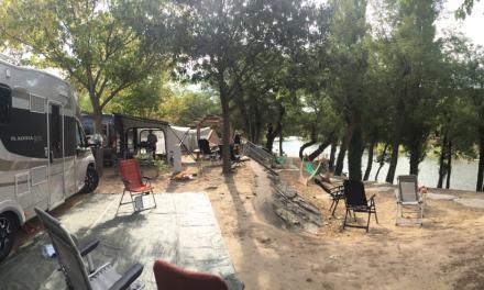 Natur Parc L'Ardéchois | The Best Riverside Campsite in France